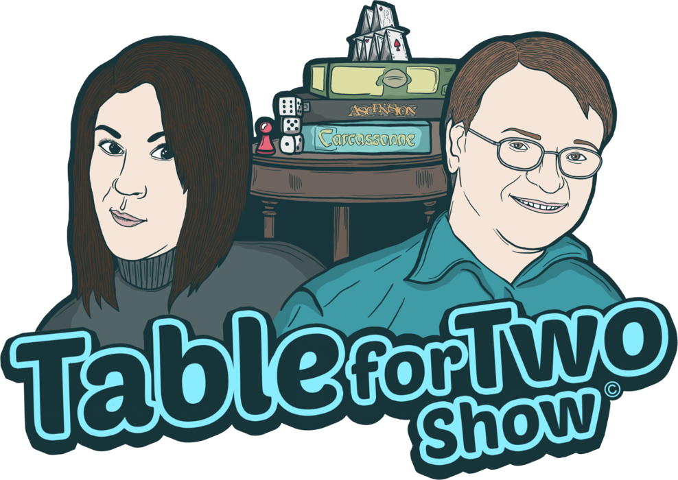 Hoodie - Table for Two Show with Jane & Phil